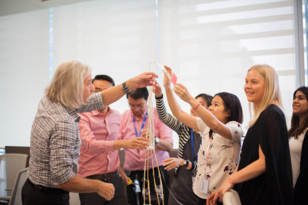 top 50 team building activities