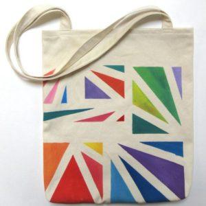 tote bag painting diy set