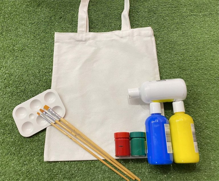 Tote Bag Painting workshop