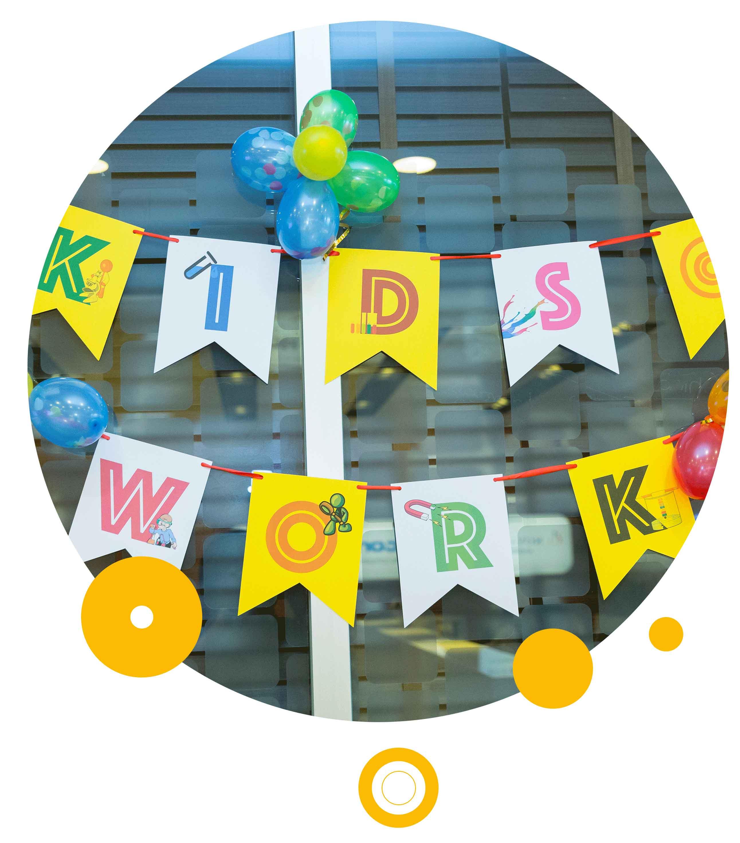 Bring kids to work