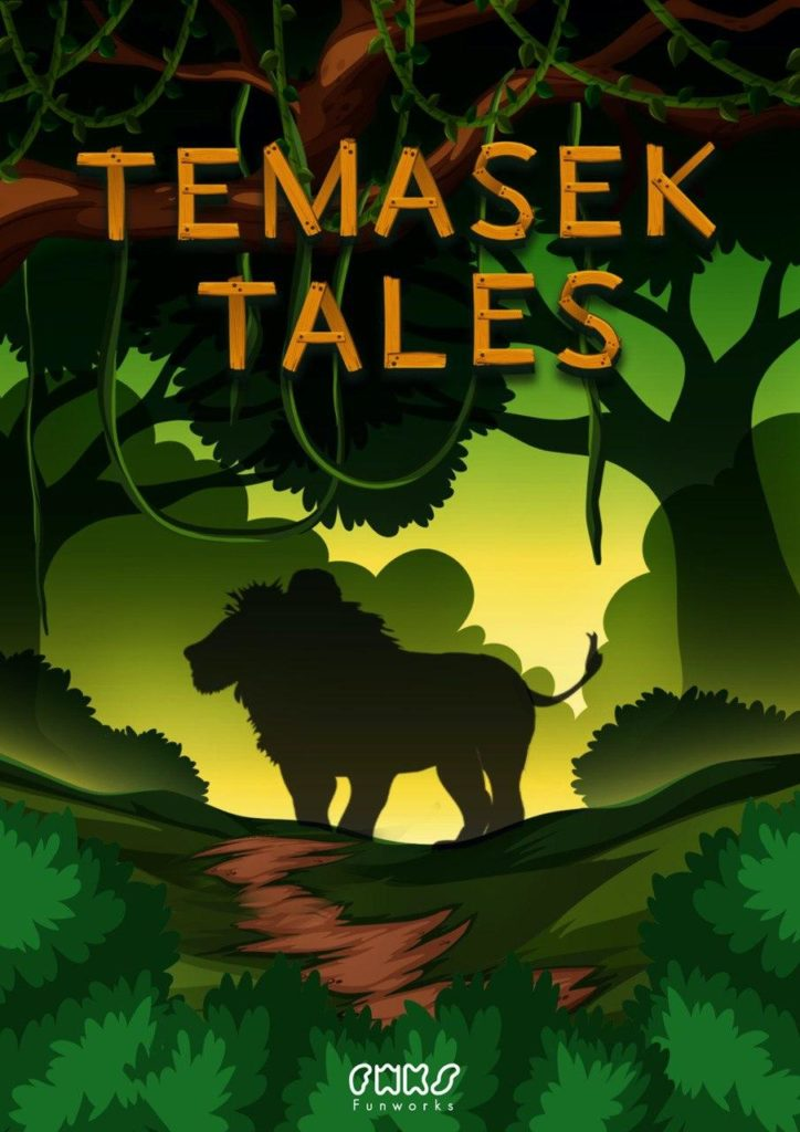 Digital Escape Room_Temasek Tales