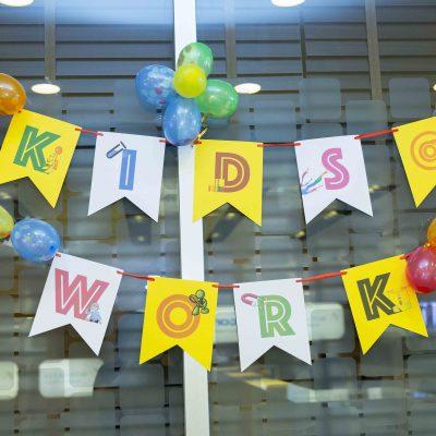 Kids at work 9