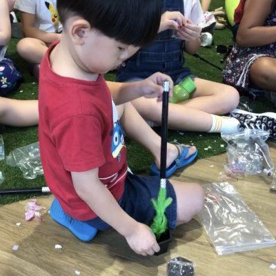 Magic Workshop Bring Kids to Work