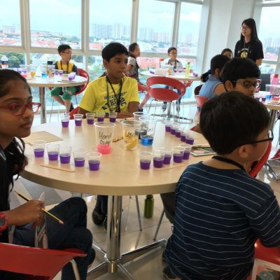 Tomorrow's Einstein Science activities for kids